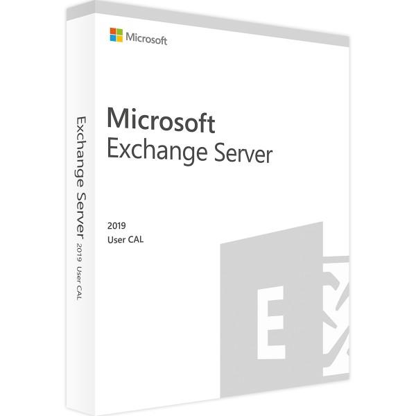 Microsoft Exchange Server 2019 Standard 10 User CAL