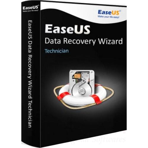 EaseUS Data Recovery Wizard Technican 12.9