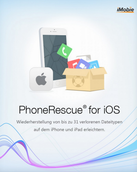 iMobie PhoneRescue iOS MacOS