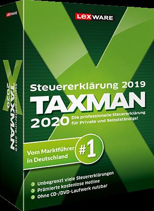 Lexware Taxman 2020