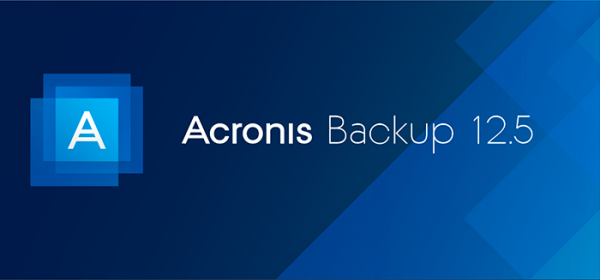 Acronis Backup 12.5 Standard Server Vollversion inkl. AAP