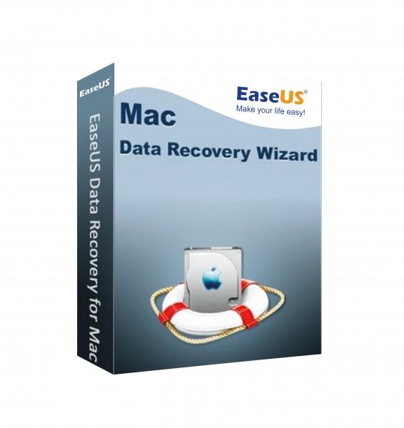 EaseUS Data Recovery Wizard für MAC 12.5 Vollversion Datenrettungssoftware