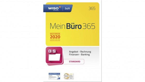 WISO Mein Büro 365 (2020) Standard, Vollversion, Box