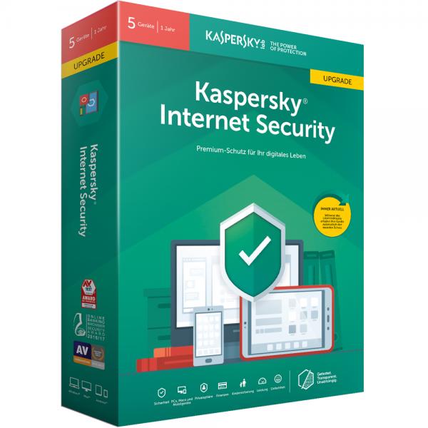 Kaspersky Internet Security 2020 Upgrade