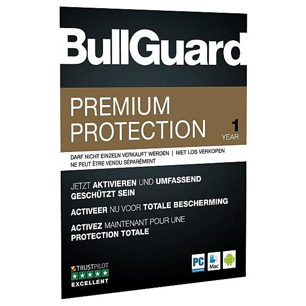 BullGuard Premium Protection 2019