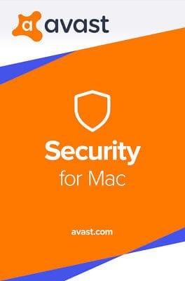 Avast Security Pro for Mac, 1 Gerät 1 Jahr