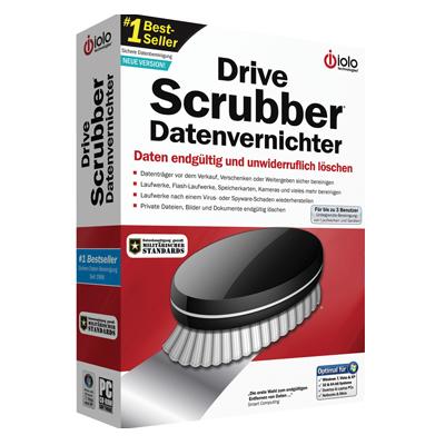 IOLO Drive Scrubber Datenvernichter Vollversion