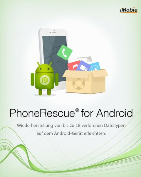 iMobie PhoneRescue Android Windows