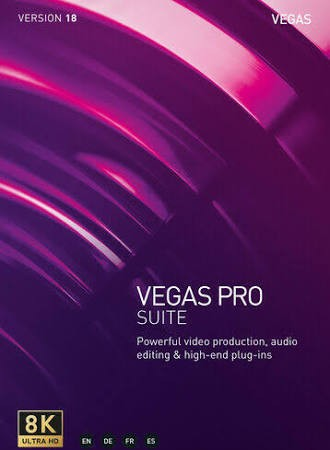 VEGAS Pro 18 Suite