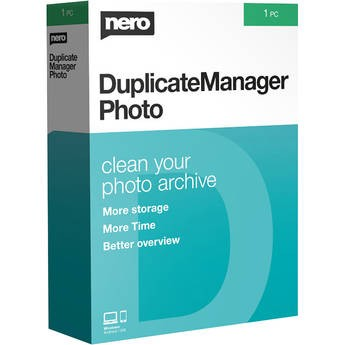 Nero Duplicate Manager Photo