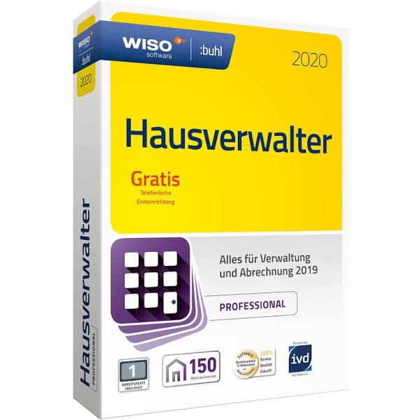 WISO Hausverwalter 2020 Professional