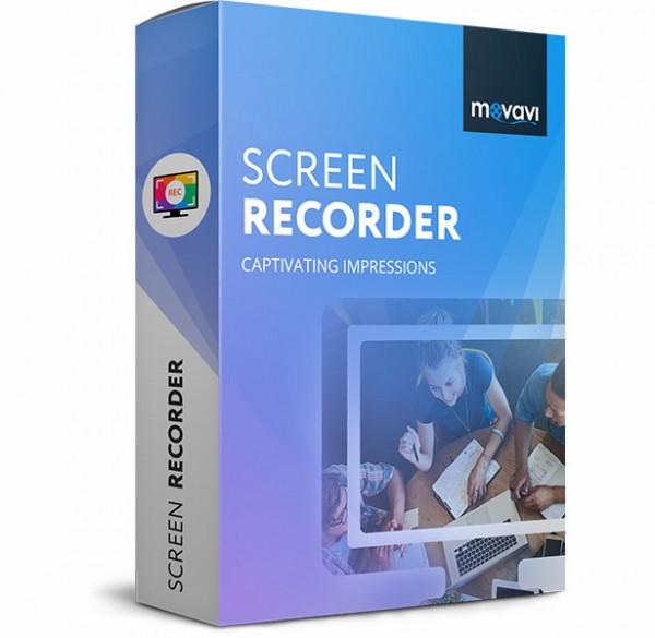 Movavi Screen Recorder 2021 Mac OS