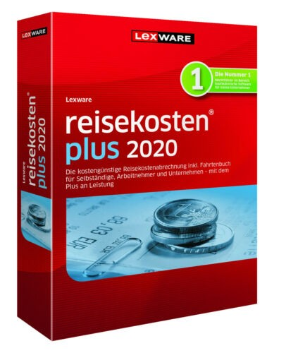 Lexware Reisekosten Plus 2020, 365 Tage Laufzeit