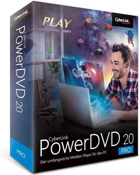 Cyberlink PowerDVD 20 Pro