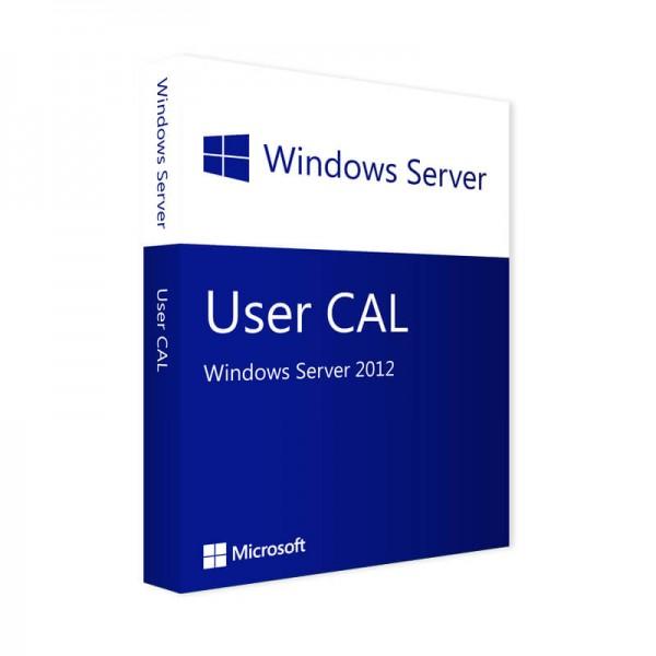 Windows Server 2012 - 10 User CALs
