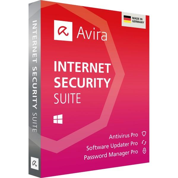 Avira Internet Security Suite 2020 Vollversion