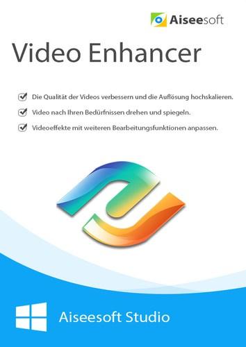 Aiseesoft Video Enhancer - Lebenslange Lizenz Mac OS